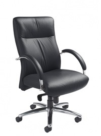 3400D Black Office Chair