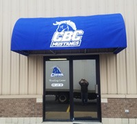 Recover Vinyl Awnings