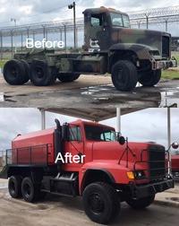 Truck Refurbishing