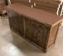 Skirted Table