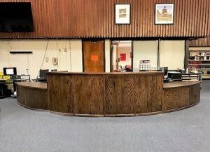 Workstations/Circulation Desks